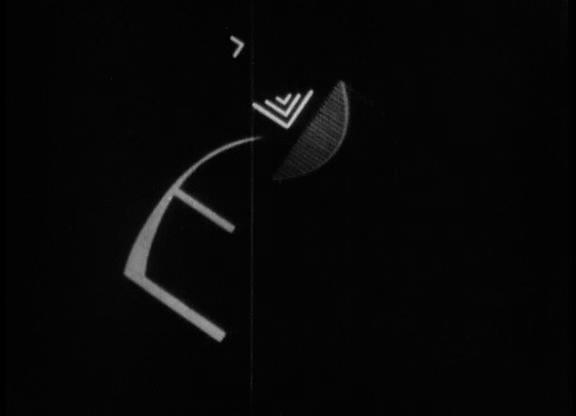 viking eggelings symphony diagonale Aunque ya se mencionó por aquí en un post dedicado al cine absoluto, la  symphonie diagonale (1924) de viking eggeling tiene suficiente.